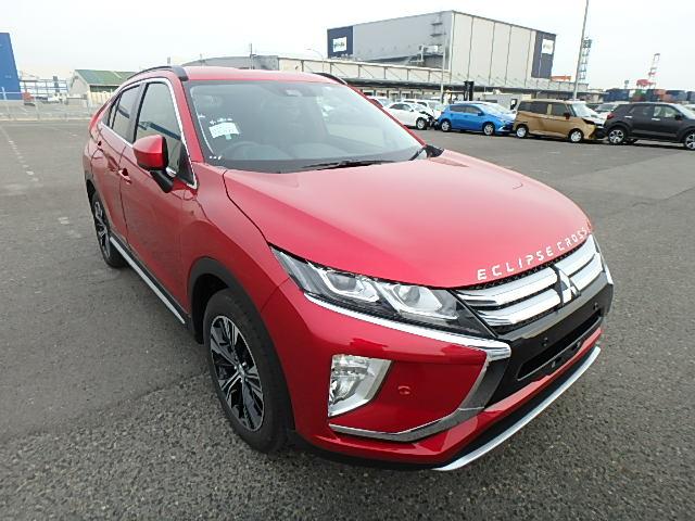 Mitsubishi Eclipse 2018