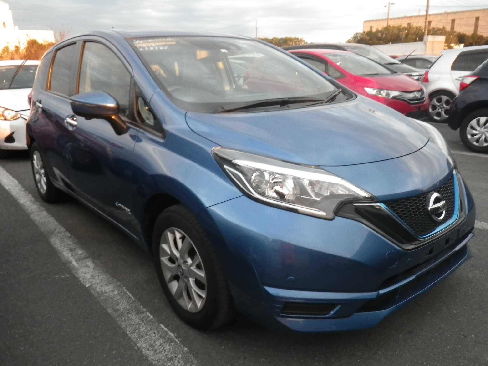 Nissan Note 2019