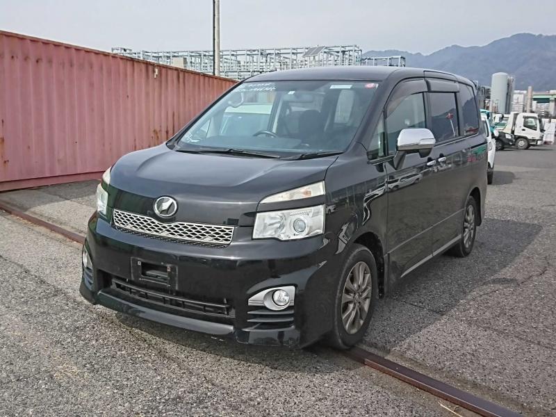 Toyota Voxy 2012, BLACK, 2000cc - Autocraft Japan