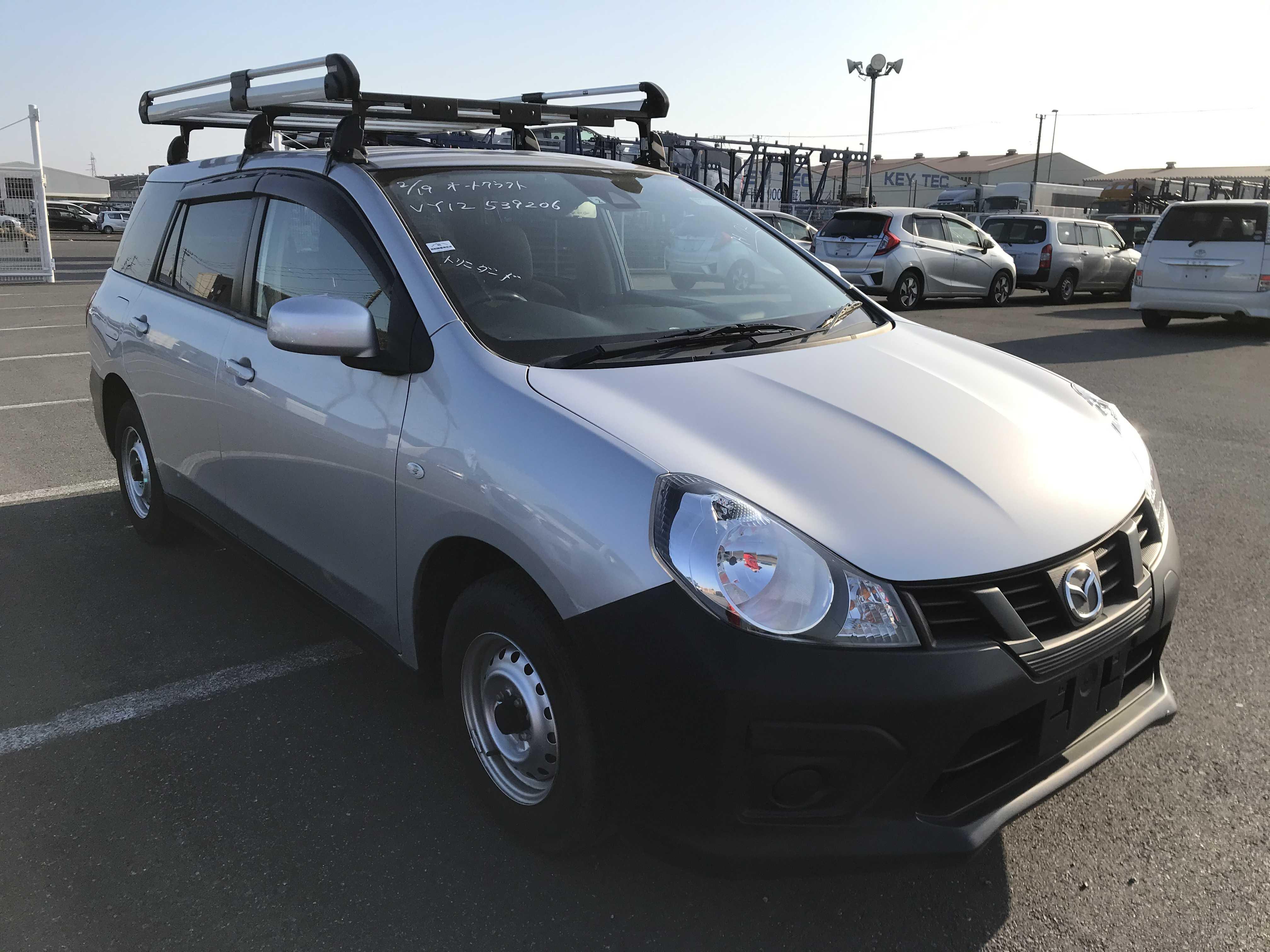 Mazda Familia Van 2018