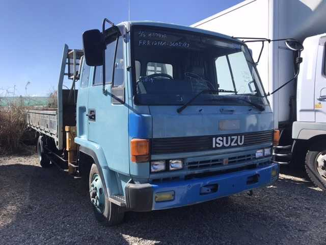 Isuzu Forward 1989