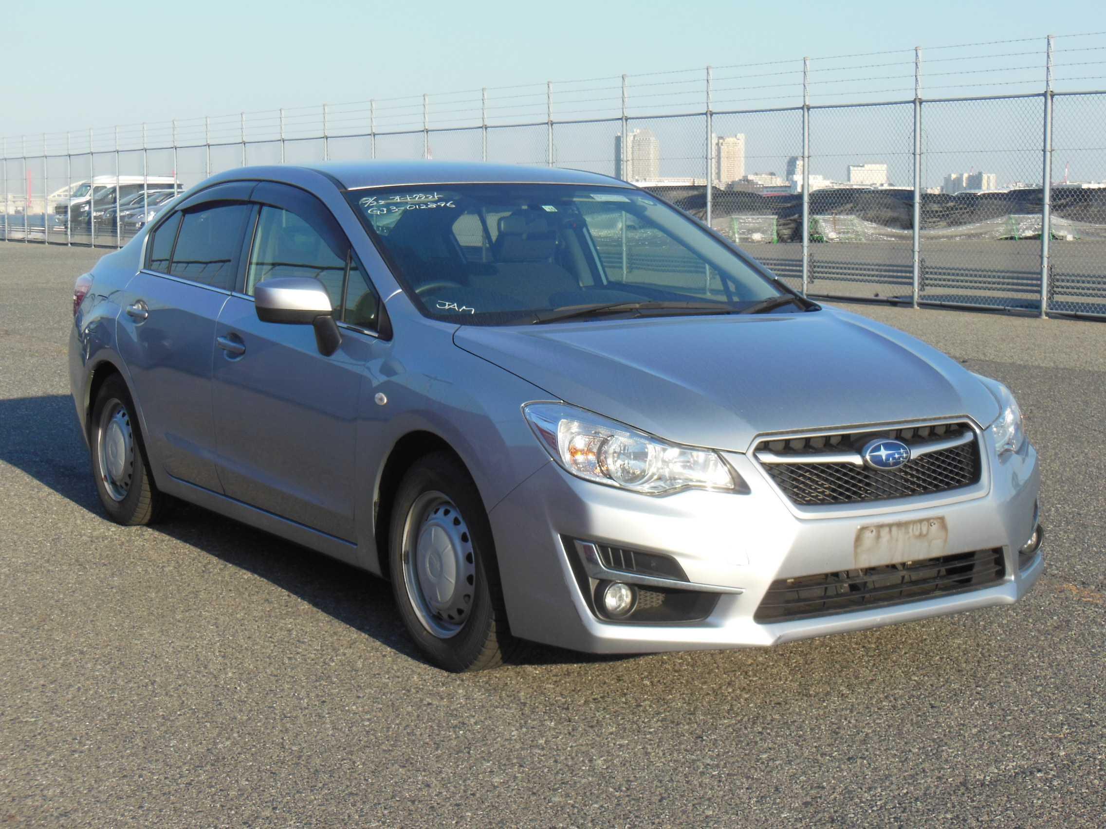Subaru Impreza G4  2016
