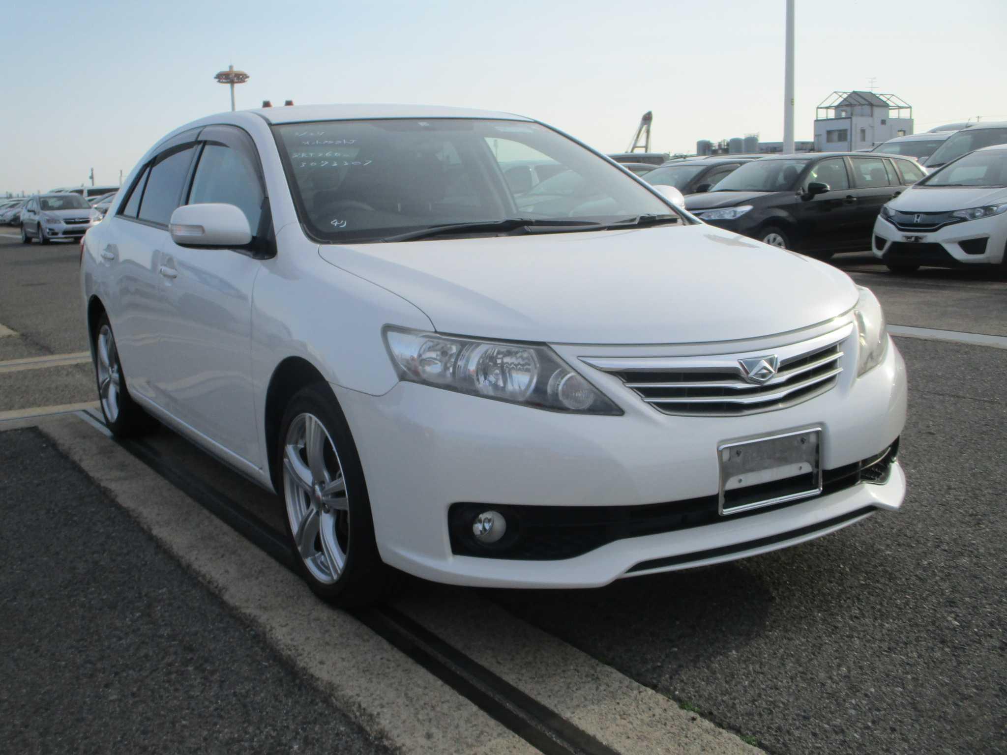 Toyota Allion 2010