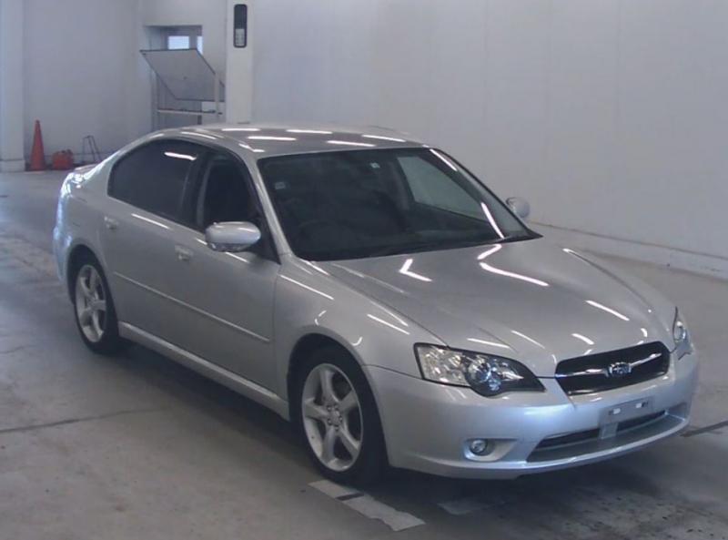 Subaru Legacy B4 2006