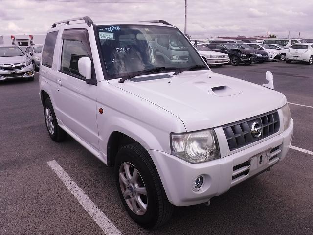 Nissan KIX 2009