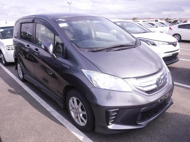 Honda Freed Hybrid 2012