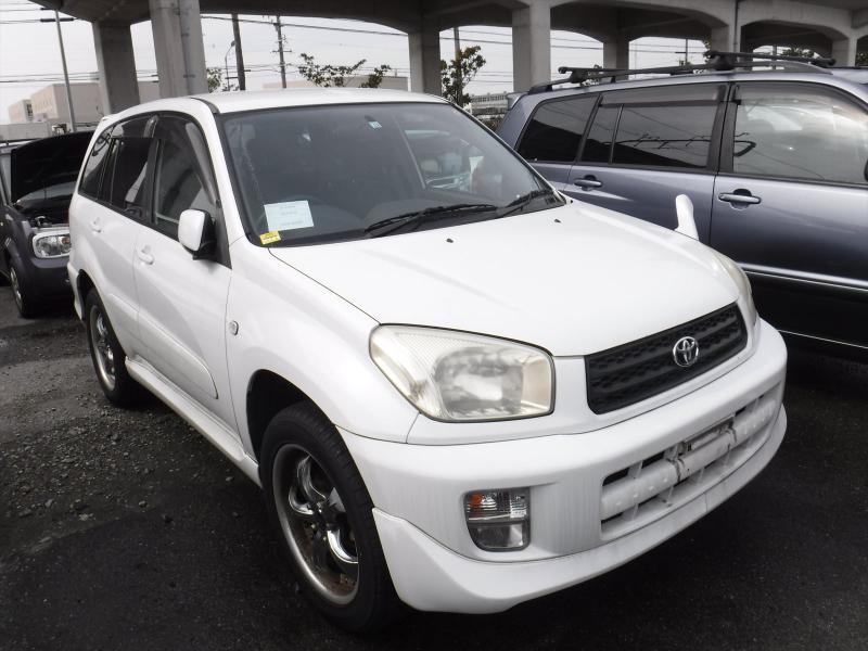 Toyota RAV4 L 2002