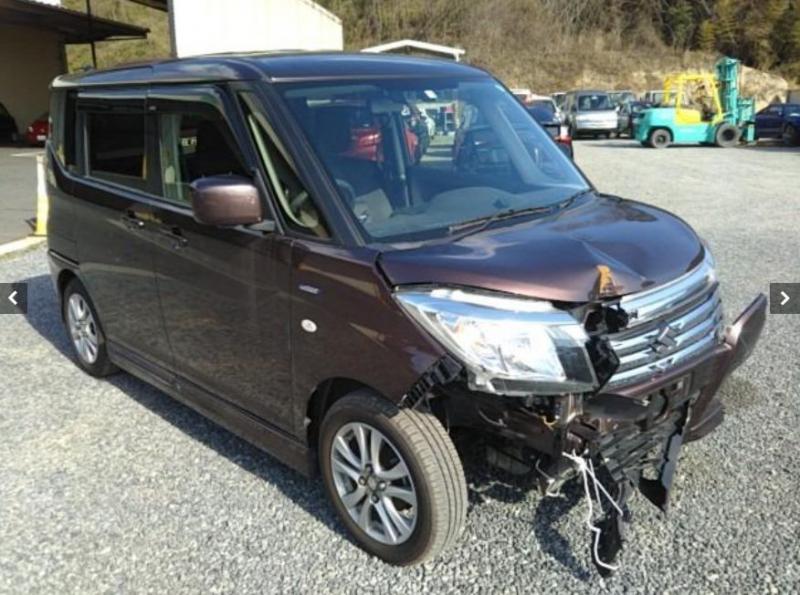 Suzuki Solio 2016
