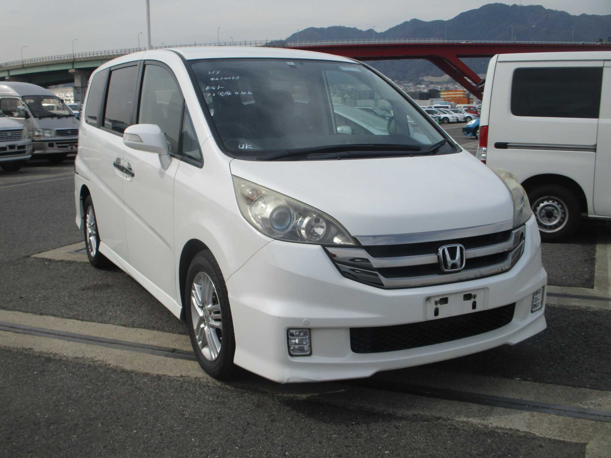 Honda Step Wagon 2009