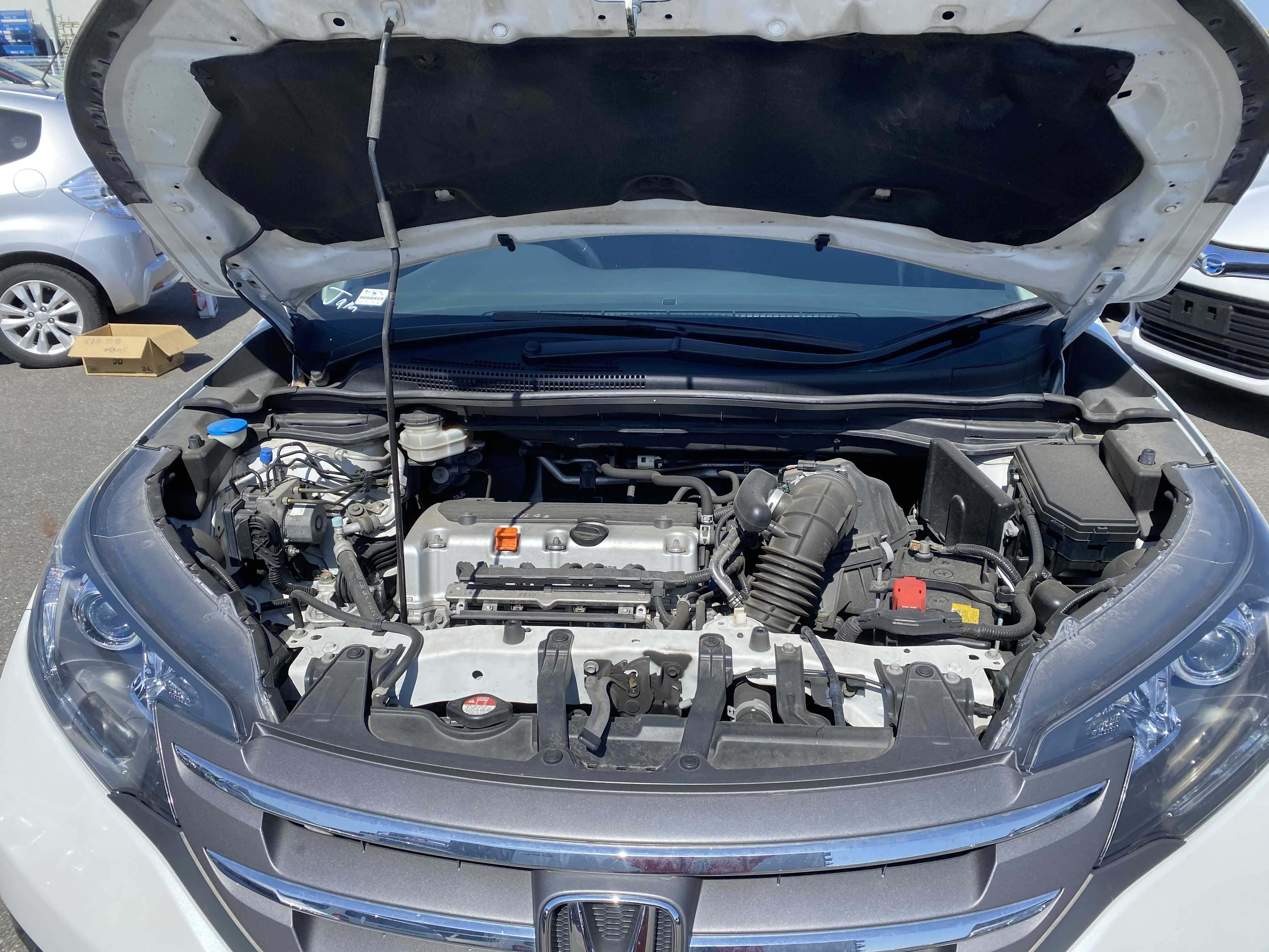 Honda CR-V 2010, WINE, 2350cc, ATM - Autocraft Japan
