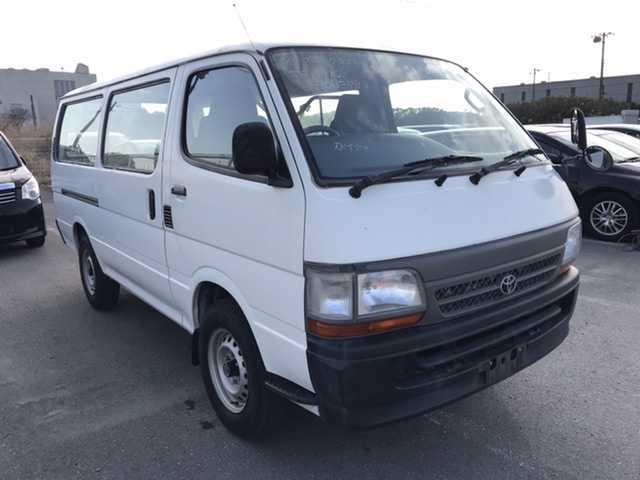 Toyota Regius Van 2003