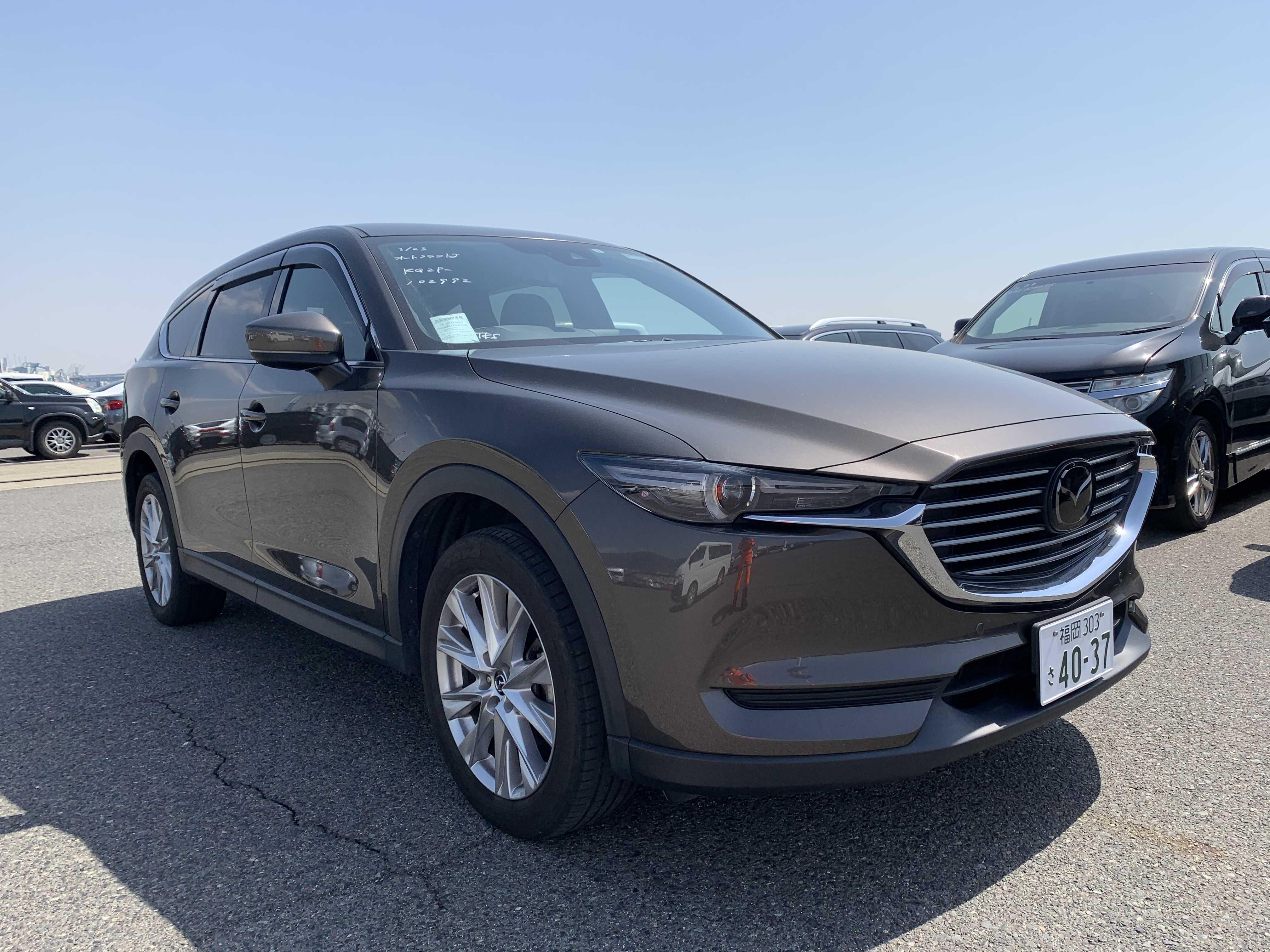 Mazda CX-8 2017