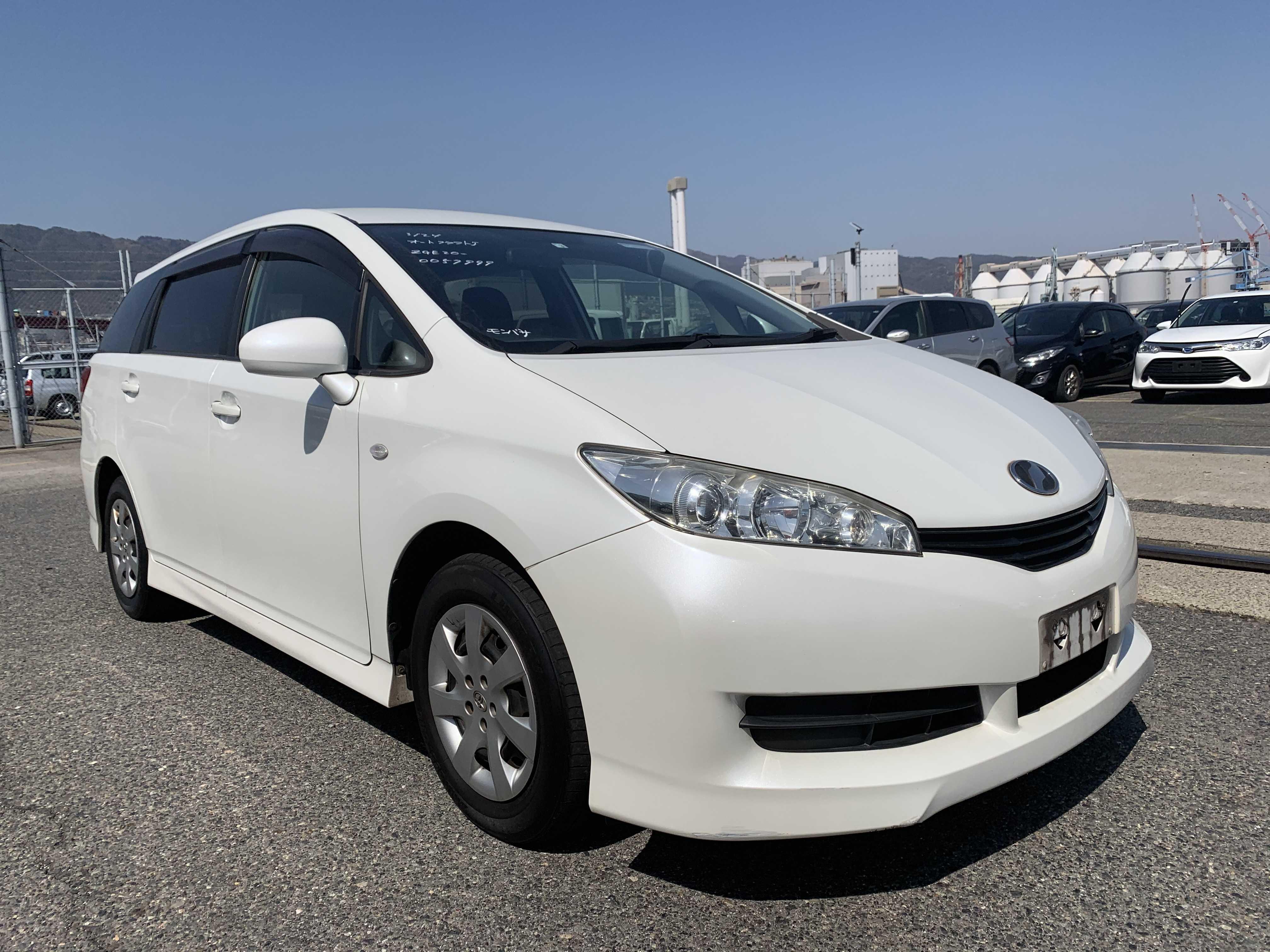 Toyota Wish 2010