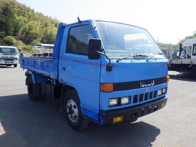 Isuzu Elf Truck 1986