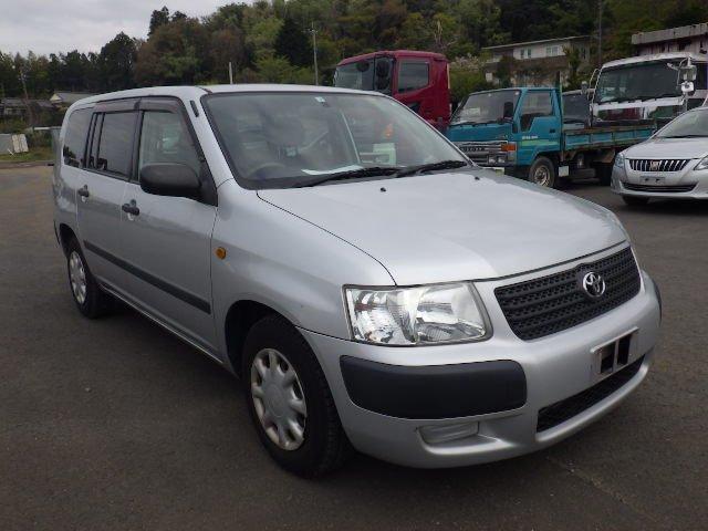 Toyota Succeed Van 2011