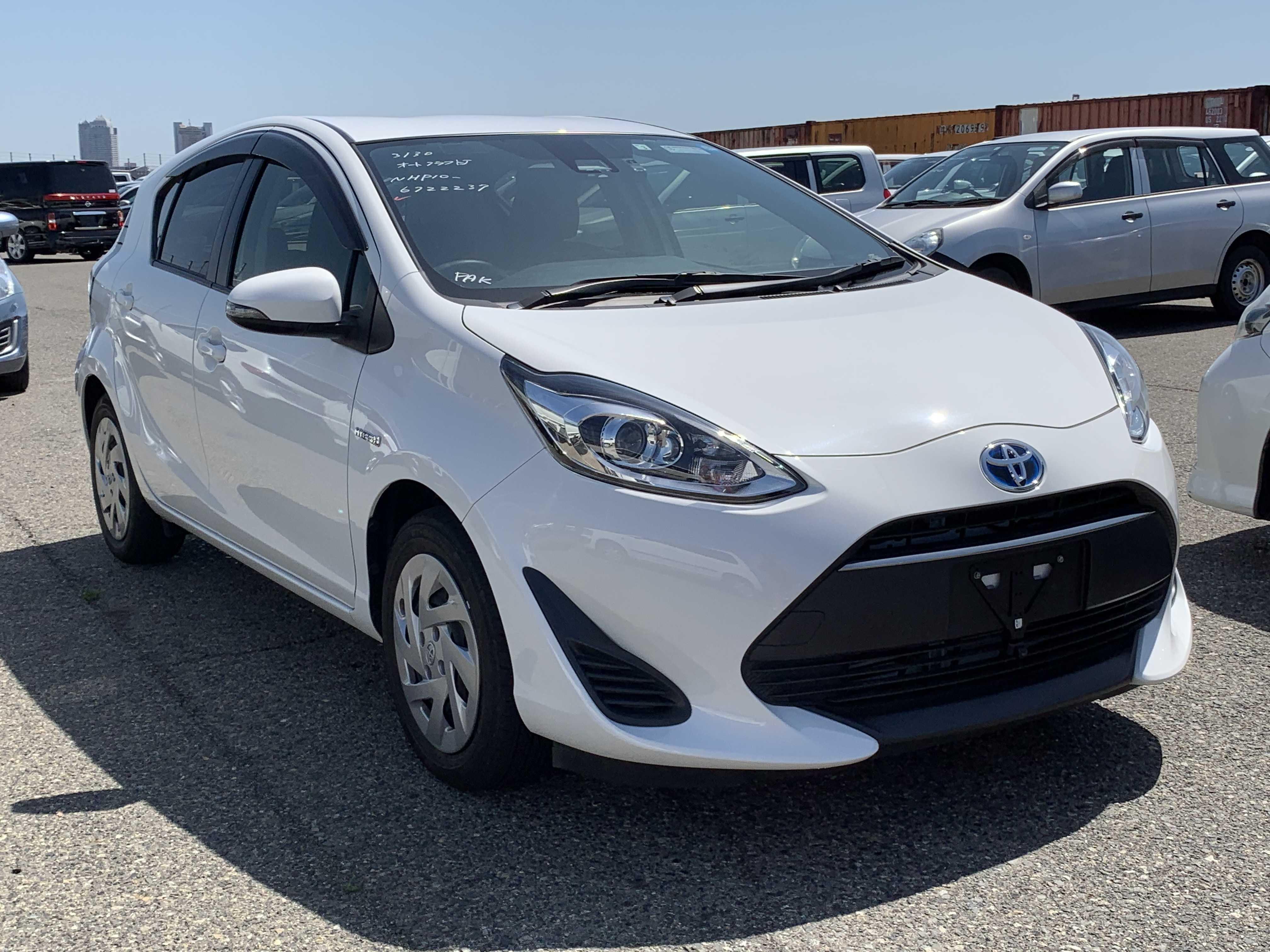 Toyota Aqua 2018
