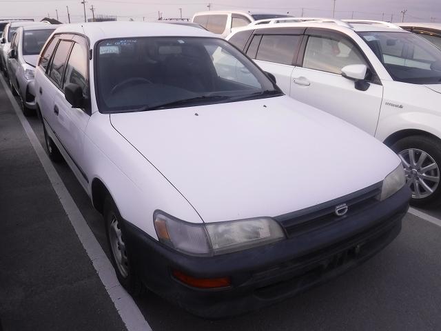 Toyota Corolla Van 2002