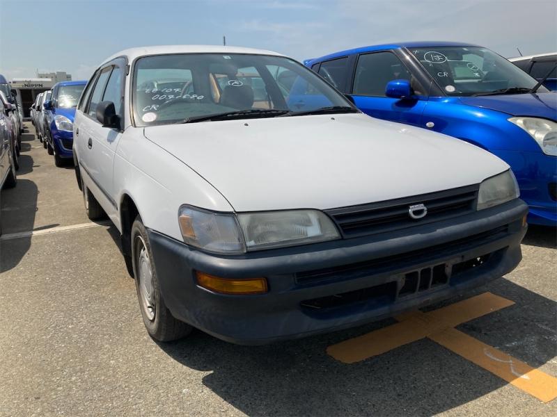 Toyota Corolla Wagon 2000