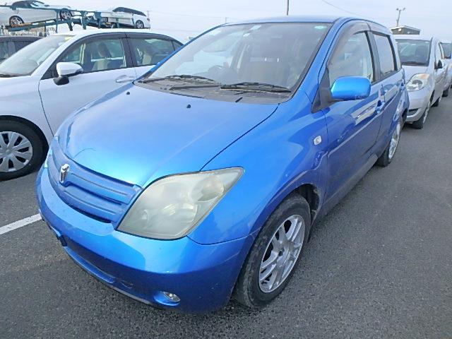 Toyota IST 2002, BLUE, 1290cc, ATM - Autocraft Japan
