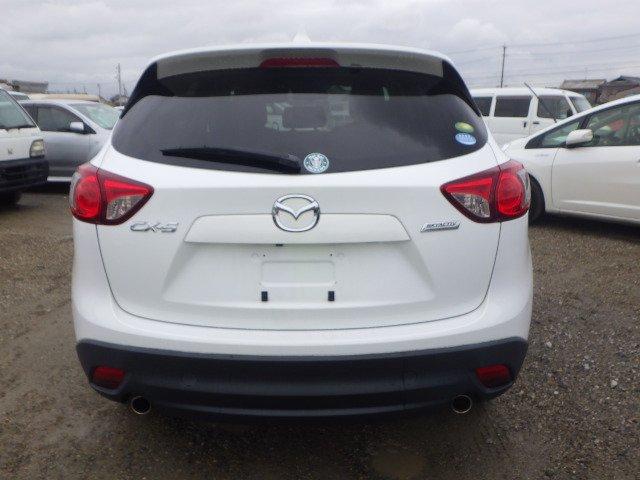 Mazda CX-5 2014, PEARL, 2000cc, ATM - Autocraft Japan