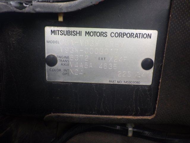 Mitsubishi Pajero 2007