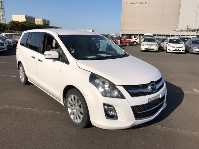 Mazda MPV 2012