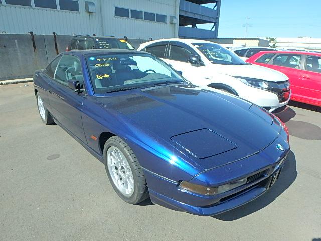 BMW 8 Series 1991