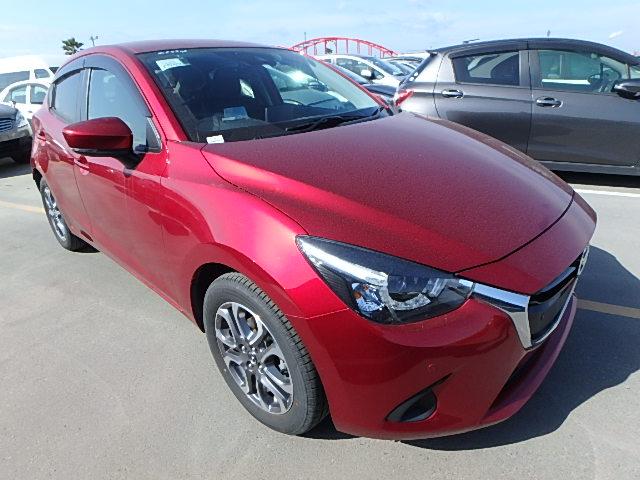 Mazda Demio 2019