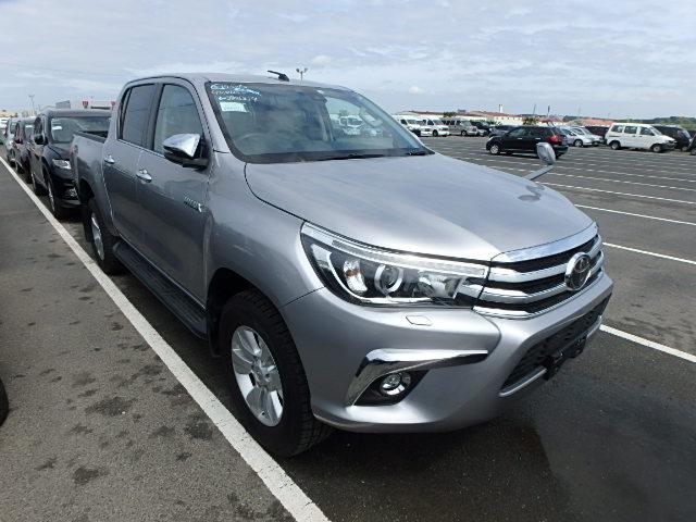 Toyota Hilux Sports Pickup 2018