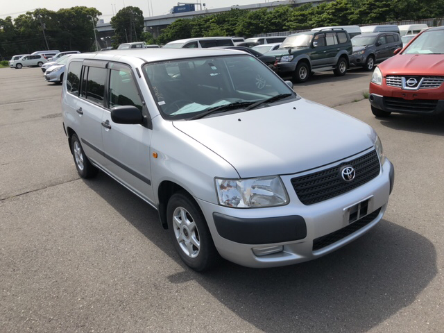 Toyota Succeed Wagon 2007