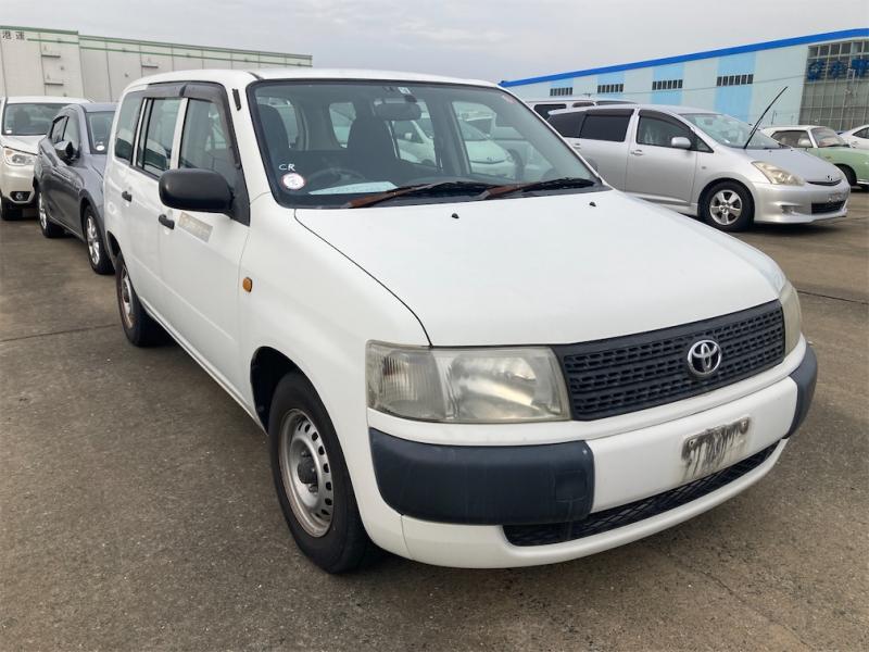 Toyota Probox Van 2007