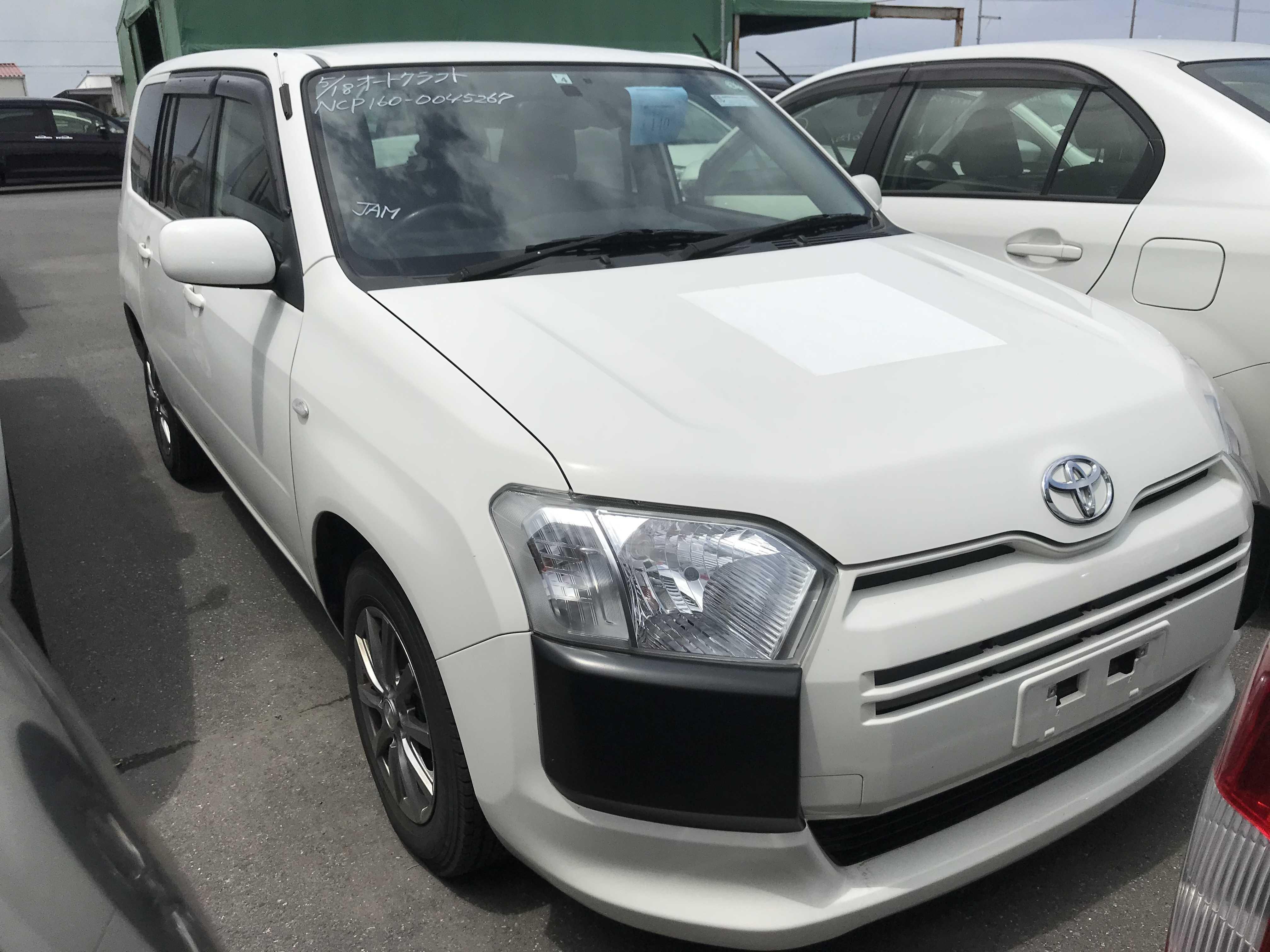 Toyota Probox Van 2016