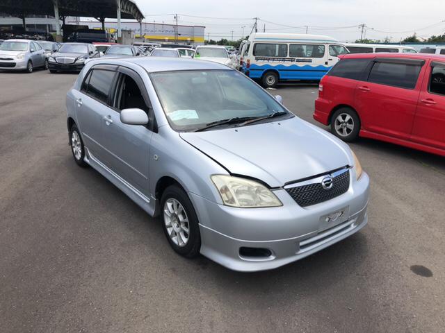 Toyota Corolla Runx 2004