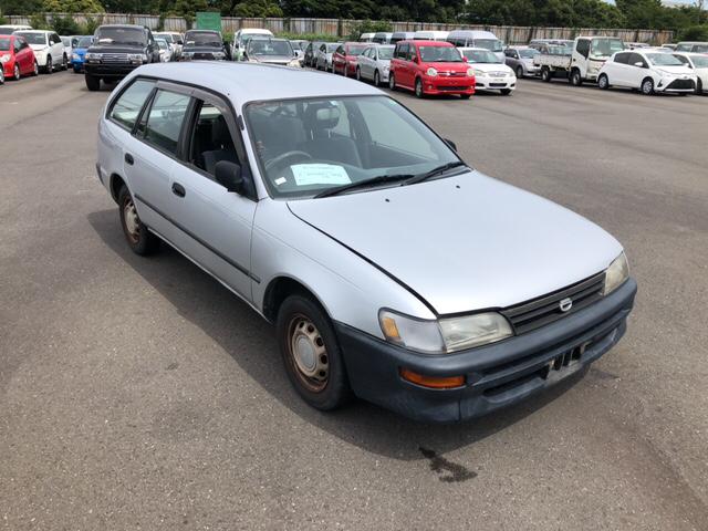 Toyota Corolla Van 2000