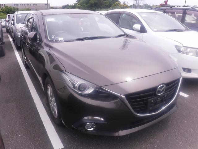 Mazda Axela 2014