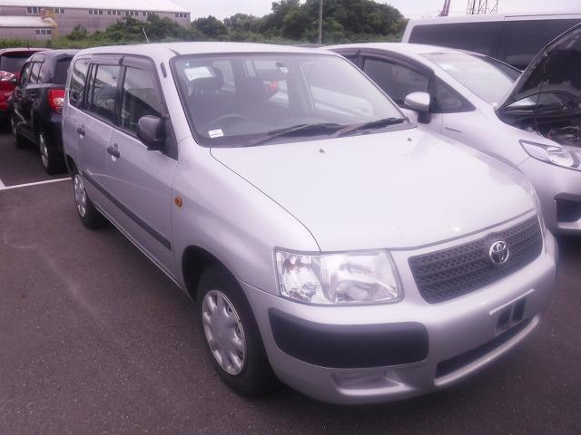 Toyota Succeed Wagon 2009