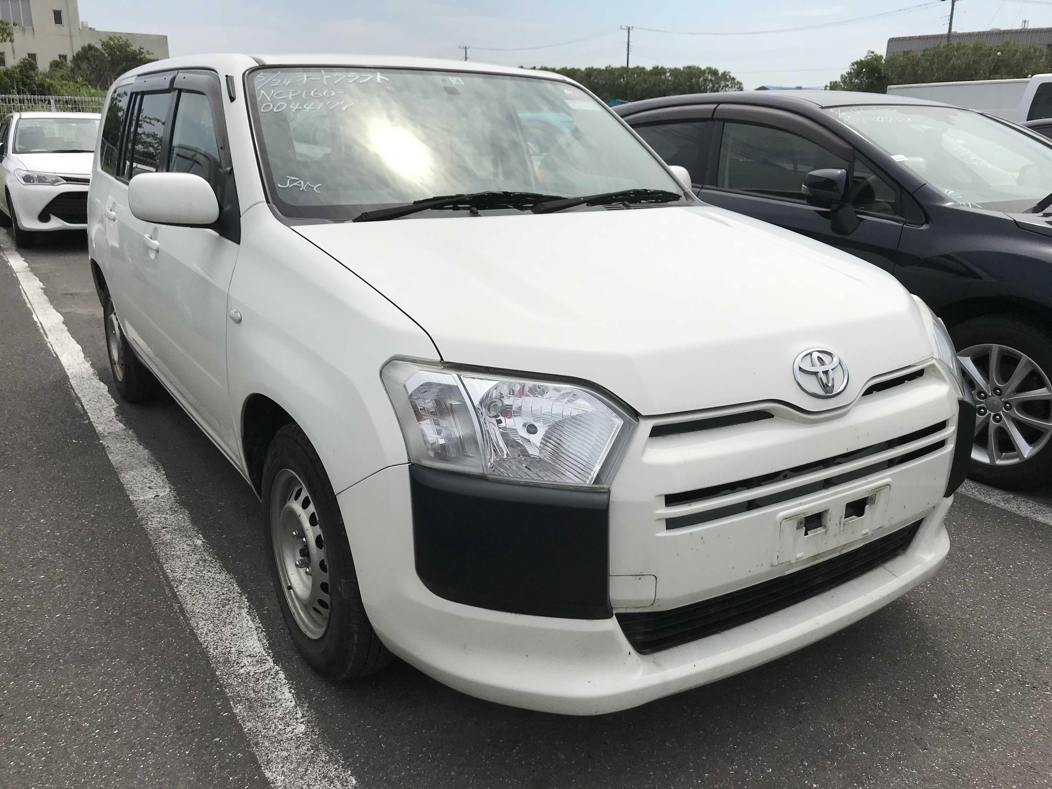 Toyota Probox 2016