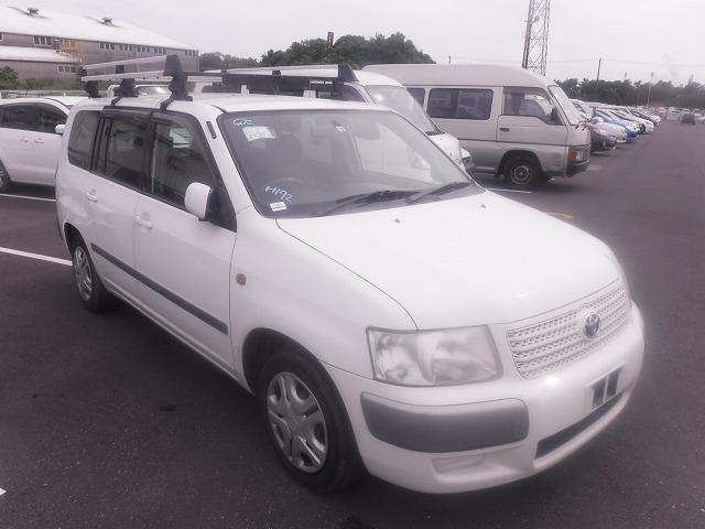 Toyota Succeed Wagon 2008