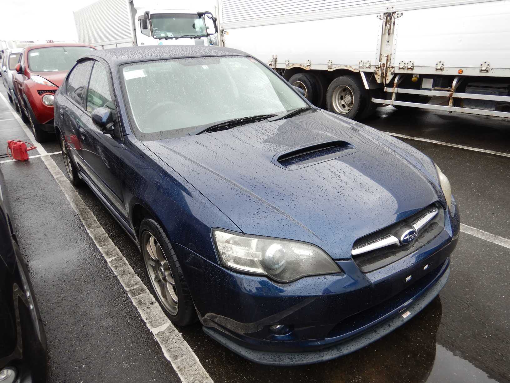 Subaru Legacy B4 2004