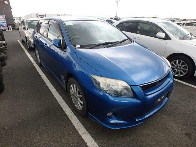 Toyota Corolla Fielder 2009