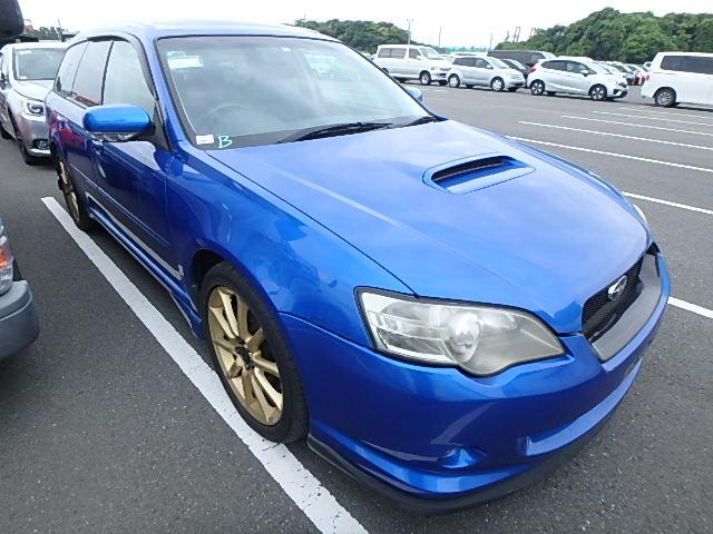 Subaru Legacy Touring Wagon 2004