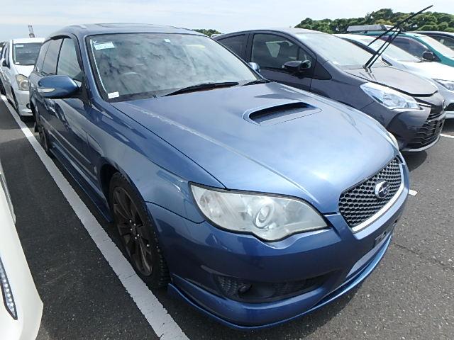 Subaru Legacy Touring Wagon 2007