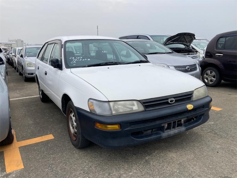 Toyota Corolla Van 2001
