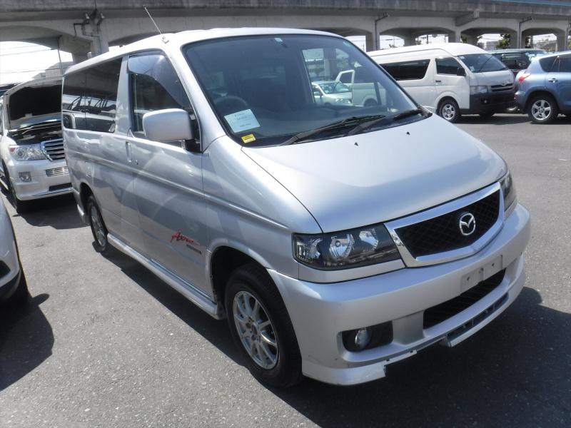 Mazda Bongo Friendee 2005