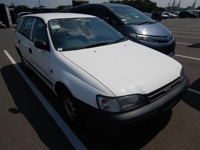 Toyota Caldina Van 2002
