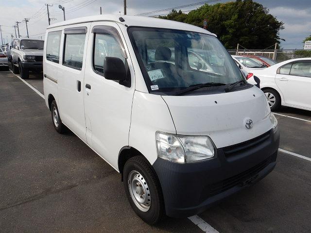 Toyota Townace Van 2016