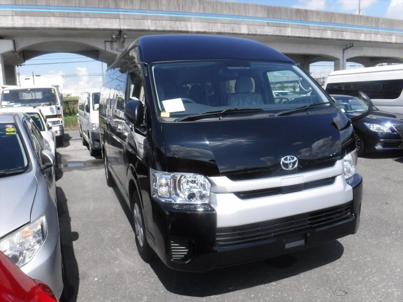 Toyota Hiace Van 2021