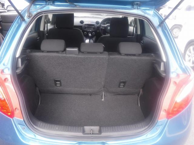 Mazda Demio 2006, BLUE, 1490cc, ATM - Autocraft Japan