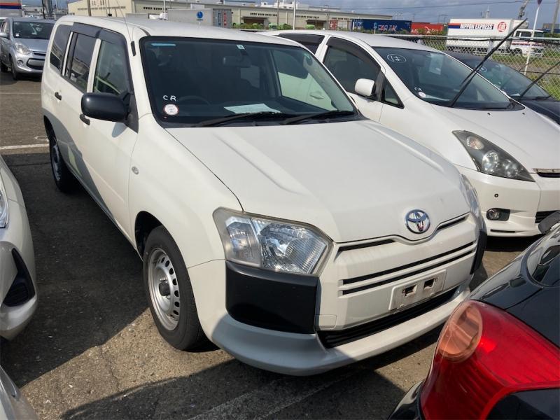 Toyota Succeed Van 2015