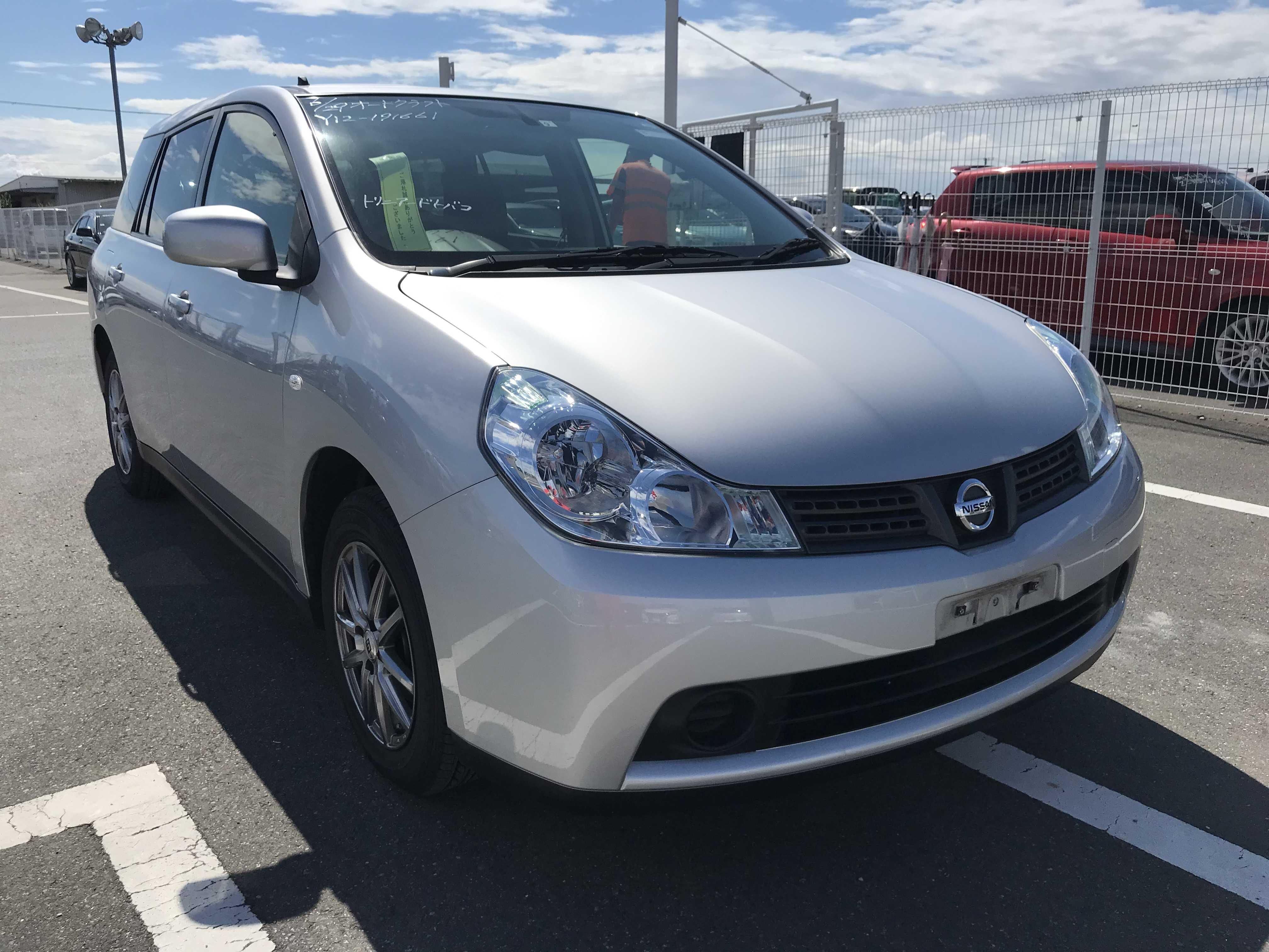 Nissan Wingroad 2018